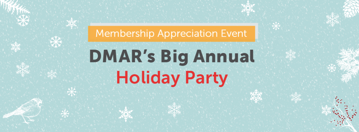 Sponsorship Proposal: Dmar'S Big Annual Holiday Party | Dmar