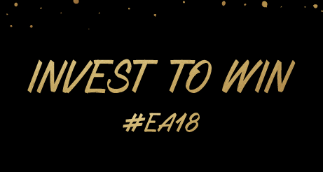 Invest to Win at EA18