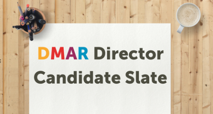 DMAR Director Candidate Slate Announcement